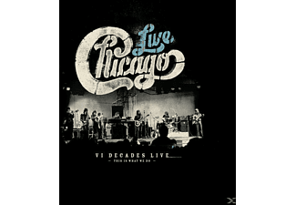 Chicago - Chicago: VI Decades Live (This Is What We Do) - (CD + DVD Video)