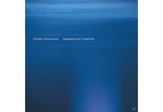 Johann Johannsson - Englabörn & Variations - (CD)