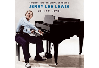 Jerry Lee Lewis - Killer Hits - (CD)