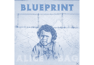 Alice Bag - Blueprint - (Vinyl)