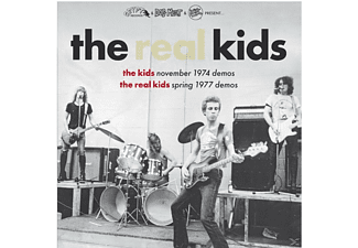 The/the Real Kids Kids - Kids Nov.74 Demos/Real Kids Spring 77 Demos - (Vinyl)