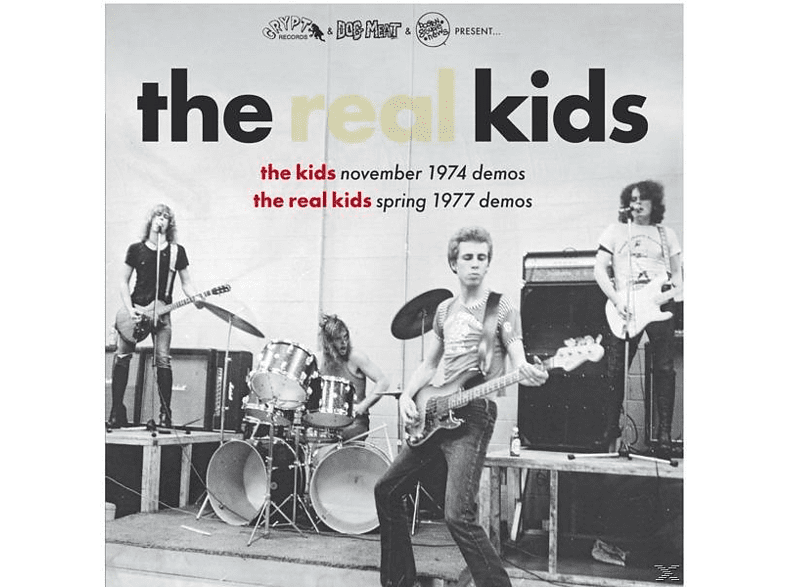 The/the Real Kids Kids - Kids Nov.74 Demos/Real Kids Spring 77 Demos [Vinyl]
