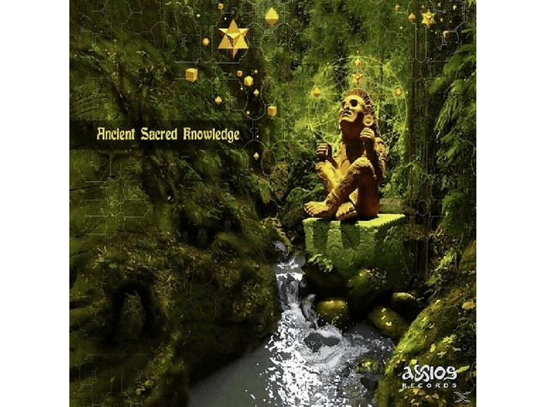 VARIOUS - Ancient Sacred Knowledge [CD]