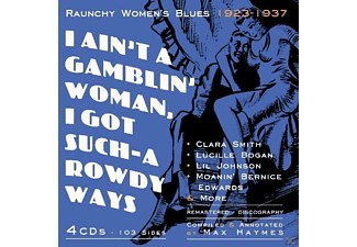 VARIOUS - I Ain't A Gamblin' Woman - (CD)