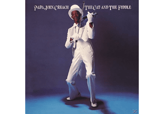 Papa John Creach - The Cat And The Fiddle - (CD)