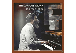 Thelonious Monk - The Man I Love - (CD)