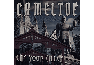 Cameltoe - Up Your Alley - (CD)
