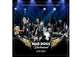 Mad Dogs Unchained - Live 2017 - (CD)