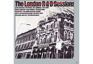 VARIOUS - The London R & B Sessions (Remastered And Sound) - (CD)