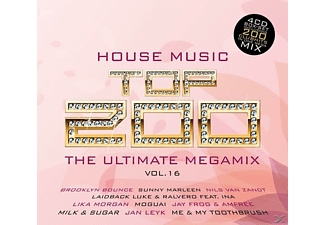VARIOUS - House Top 200 Vol.16 - (CD)