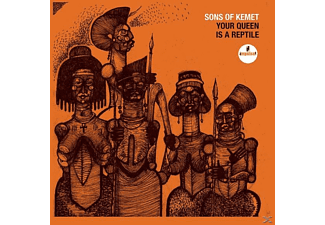 Sons Of Kemet - Your Queen Is A Reptile - (Vinyl)