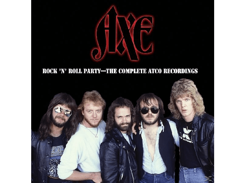 Axe - Rock'n Roll Party [CD]