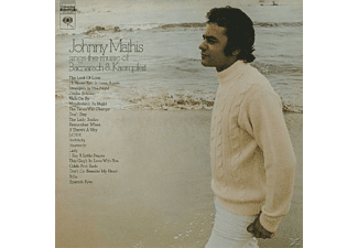 Johnny Mathis - Sings Music Of Bacharach & Kaempfert - (CD)