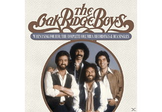 The Oak Ridge Boys - When I Sing For Him - (CD)