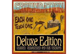 Groundation - Each One Teach One (+CD Each One Dub One) - (CD)
