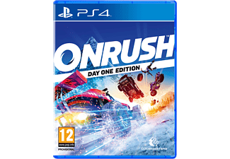 OnRush Day One Edition NL/FR PS4