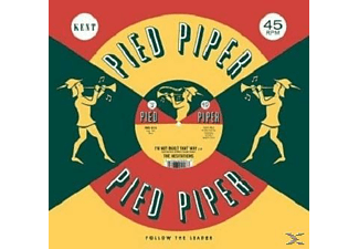 The Pied Piper Players - The Bari Sax - (Vinyl)