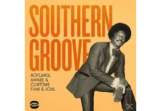 VARIOUS - Southern Groove-Hotlanta,Aware & Clintone Funk - (CD)