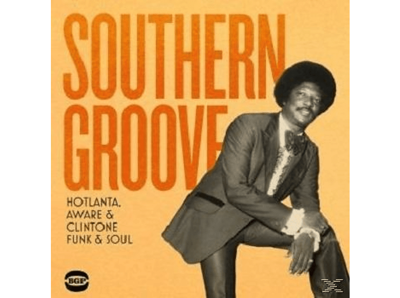 VARIOUS - Southern Groove-Hotlanta,Aware & Clintone Funk [CD]