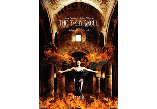 Maya Fridman - The Fiery Angel (Buch+CD) - (CD + Buch)