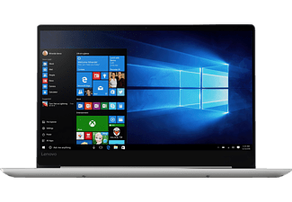 LENOVO IdeaPad 720S, Notebook mit 14 Zoll Display, Core™ i7 Prozessor, 8 GB RAM, 512 GB SSD, GeForce MX 150, Platinsilber