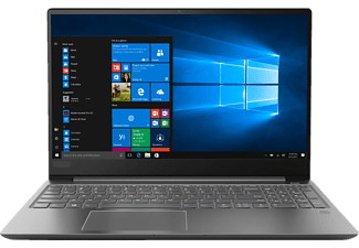 LENOVO IdeaPad 720S, Notebook mit 15.6 Zoll Display, Core™ i7 Prozessor, 16 GB RAM, 512 GB SSD, GeForce GTX 1050 Ti, Iron Grey