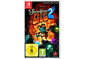 Switch - SteamWorld Dig 2 /D