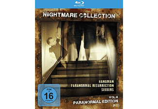 Nightmare Collection - Vol. 4: Paranormal Edition - (Blu-ray)