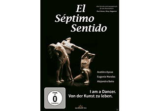 El Séptimo Sentido ? I am a Dancer - (DVD)