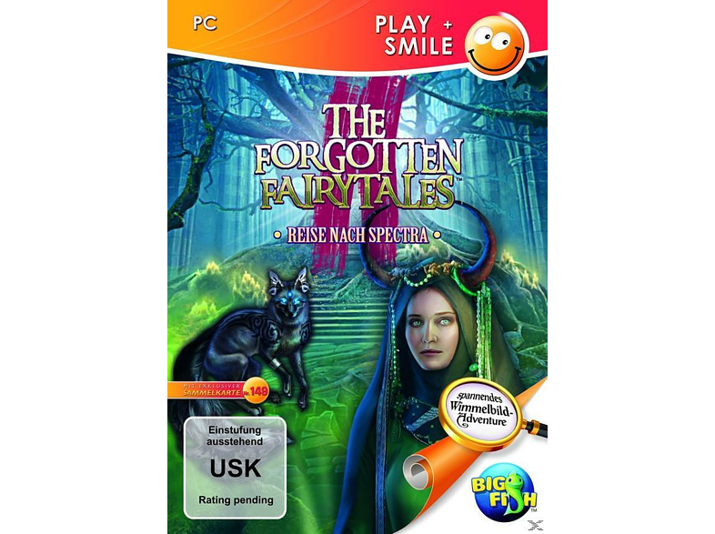 The Forgotten Fairytales: Reise nach Spectra [PC]