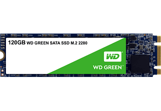 WD Green™, 120 GB SSD, intern