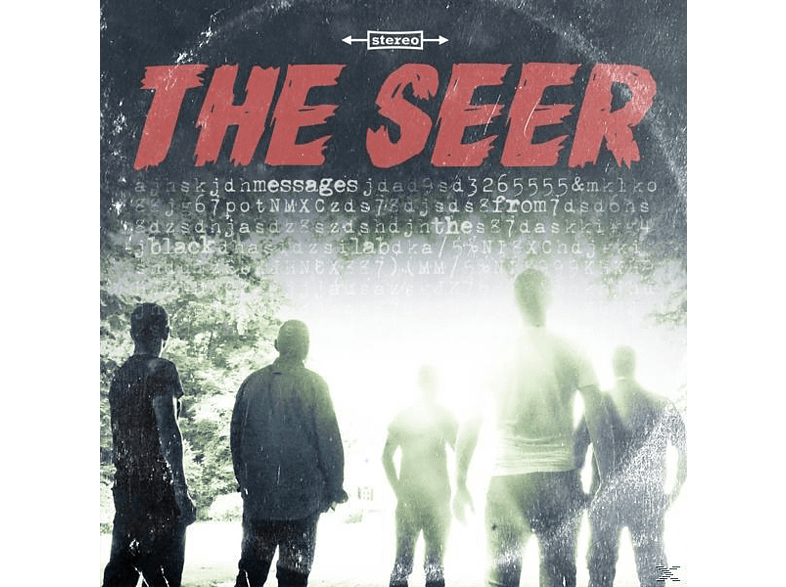 Seer - Messages From The Black Lab [CD]