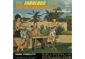 "'little' Roy Wiggins - The Fabulous Guitar Artistry Of ""Little"" Roy Wiggi - (Vinyl)"