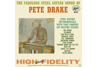 Pete Drake - The Fabulous Steel Guitar Sound Of Pete Drake (LP) - (Vinyl)