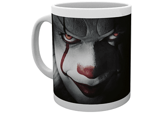 GB EYE Stephen Kings Es Tasse Pennywise Merchandise, white