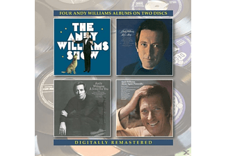 Andy Williams - Andy Williams Show/Love Story/A Song For You/Alone - (CD)