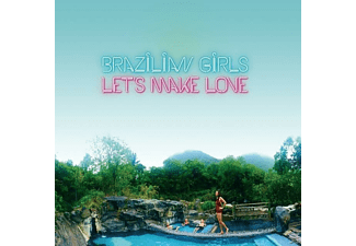 Brazilian Girls - Let'S Make Love - (Vinyl)