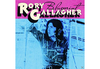 Rory Gallagher - Blueprint (Remastered 2011) - (Vinyl)