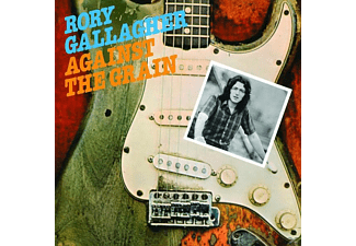 Rory Gallagher - AGAINST THE GRAIN (REMASTERED 2012) - (Vinyl)