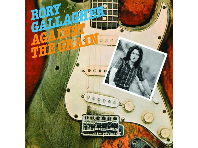 Rory Gallagher - Against The Grain (Remastered 2012) [CD]