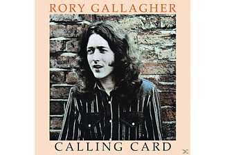 Rory Gallagher - Calling Card (Remastered 2012) - (Vinyl)