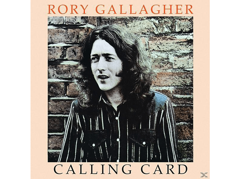 Rory Gallagher - Calling Card (Remastered 2012) [CD]