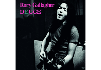 Rory Gallagher - Deuce (Remastered 2011) - (Vinyl)