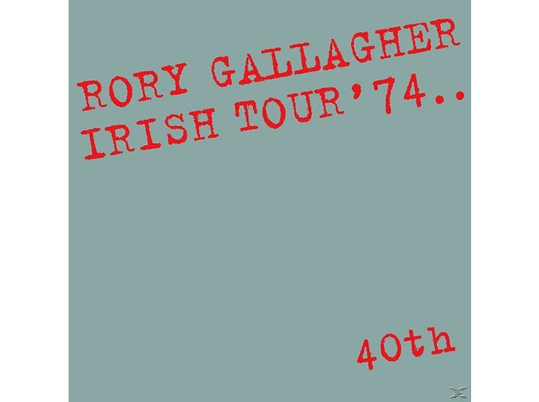 Rory Gallagher - Irish Tour '74 (40th Anniversary Deluxe) [CD]