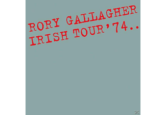 Rory Gallagher - Irish Tour '74 (Live/Remastered 2011) - (Vinyl)