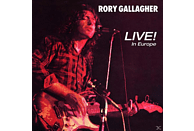 Rory Gallagher - Live! In Europe (Remastered 2011) [Vinyl]