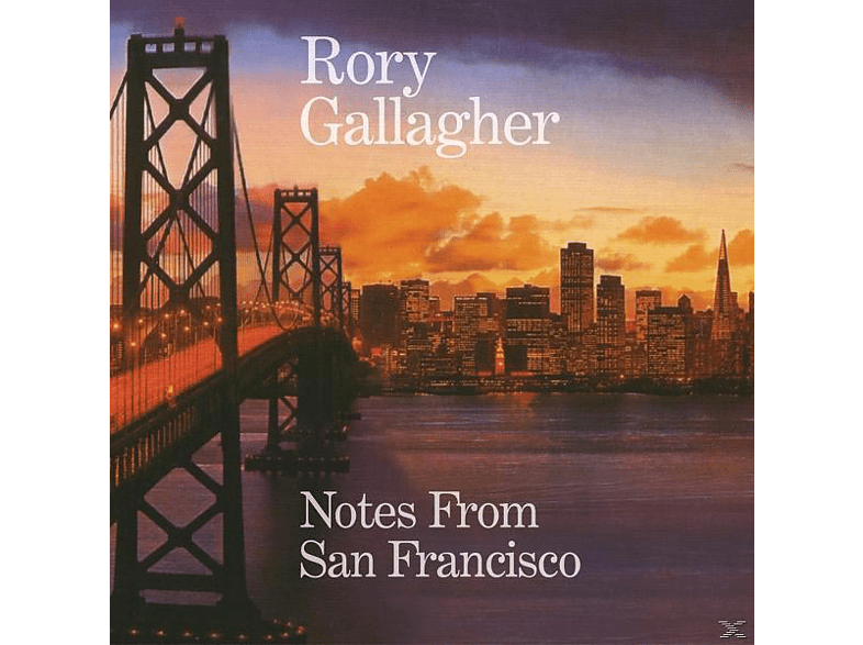 Rory Gallagher - Notes From San Francisco (2CD) [CD]