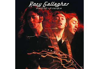 Rory Gallagher - Photo Finish (Remastered 2012) - (Vinyl)