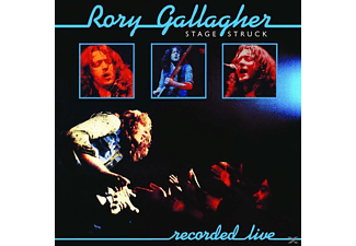 Rory Gallagher - Stage Struck (Live/Remastered 2013) - (CD)
