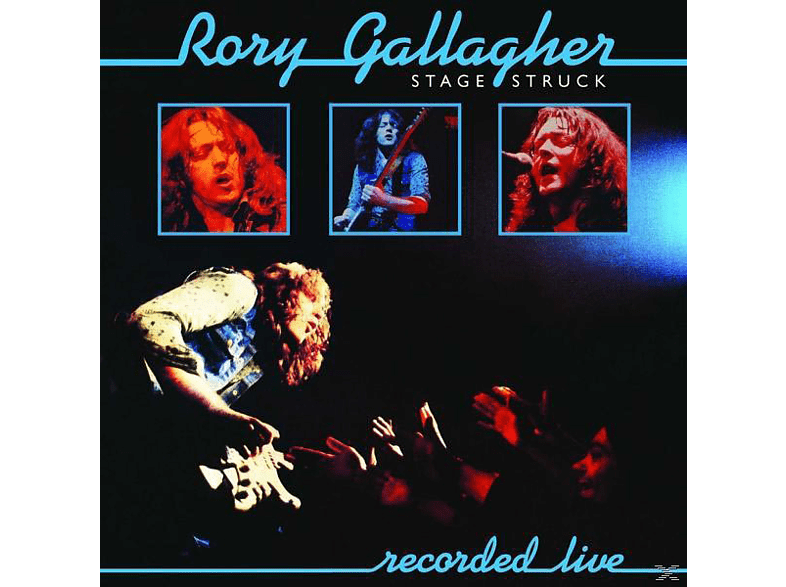 Rory Gallagher - Stage Struck (Live/Remastered 2013) [CD]